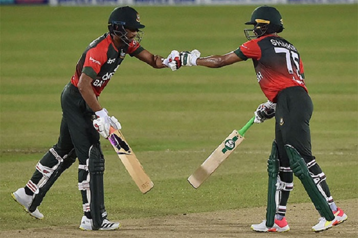 Bangladesh wins toss and elects to bat first