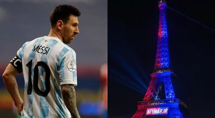 PSG plans mega event at Eiffel Tower to welcome Lionel Messi after his Barcelona exit