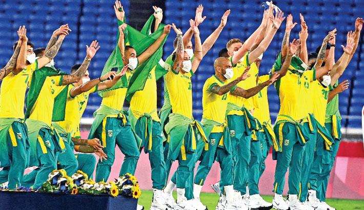 Brazil retain Olympic crown