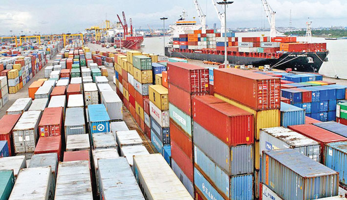 Bangladesh's imports grow 20pc to $65bn in FY21