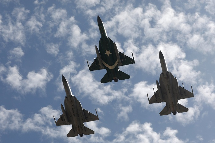 PAF workhorse limps on faulty engine