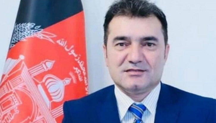 Gunmen kill head of Afghanistan government's media and information centre