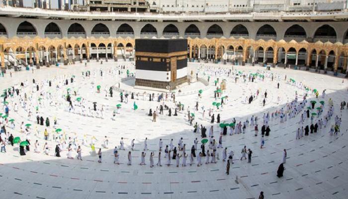 Saudi Arabia to reopen borders for vaccinated umrah pilgrims