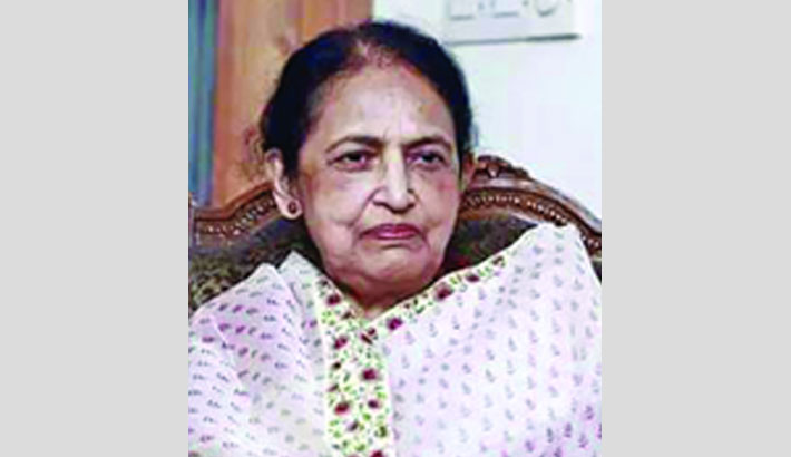Prof Najma Chy dies