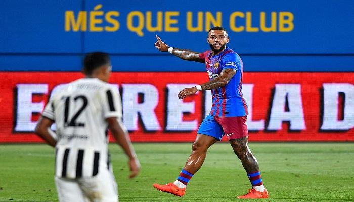 No Messi, no problem as Barcelona defeat Juventus