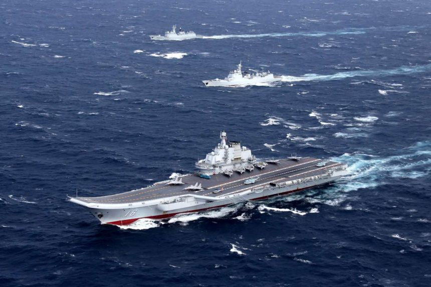 'Aircraft carrier killer' Beijing sharpens efforts to 'fight and win' in South China Sea