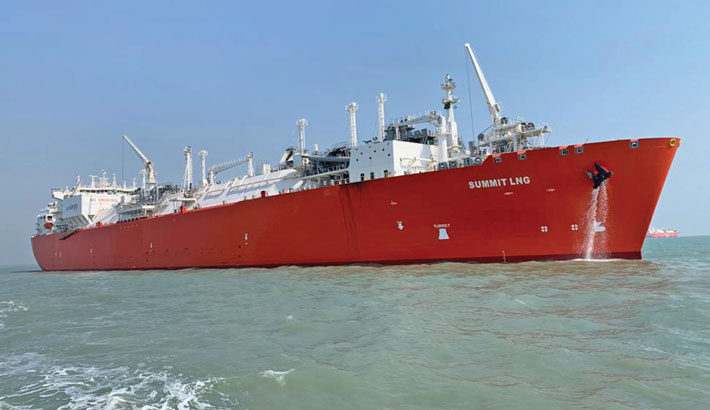 No more LNG import from spot markets