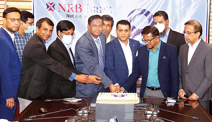NRB Bank celebrates 8th founding anniv