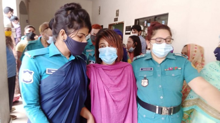 Actress Eka granted bail