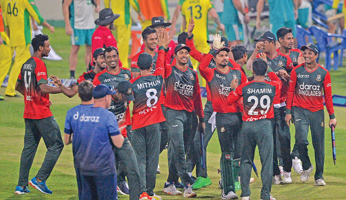 Series win against Aussies a massive confidence booster
