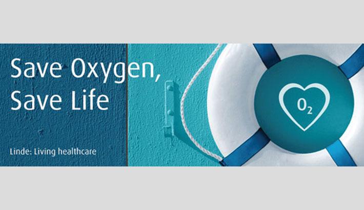 Linde Bangladesh raises awareness on oxygen conservation