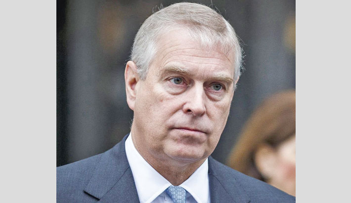 Prince Andrew sued in NY court for sex abuse