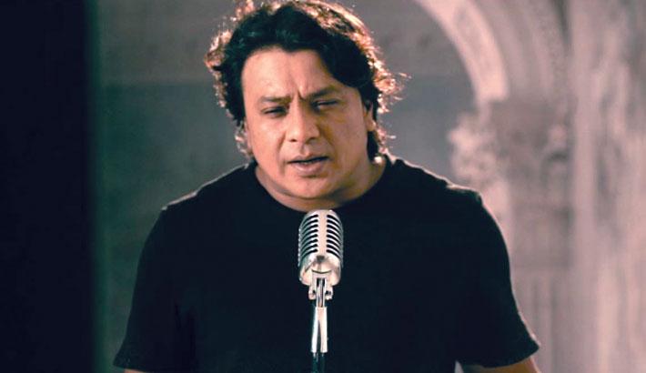 Mizan lends voice to Lalon's 'Joto Dure Jau'