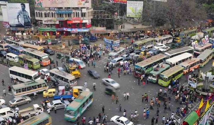 All offices, transport services resume