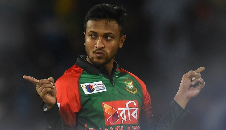 Shakib Al Hasan reclaims T20I crown for all-rounders