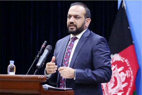 Afghan finance minister quits, leaves country as Taliban advance