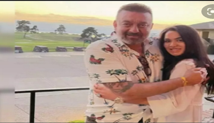Sanjay Dutt spends quality time with daughter Trishala on her birthday