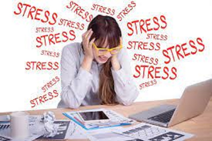 Stress is normal, until it's not. How to tell the difference
