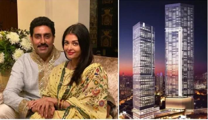Abhishek sells luxury apartment in Mumbai for ₹45 crore