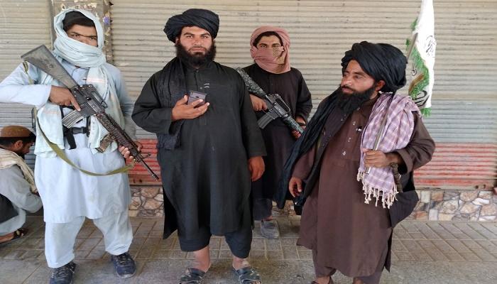 Taliban take 10th Afghan provincial capital in blitz