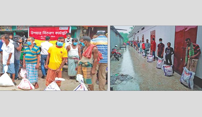 Bashundhara Group continues to serve humanity