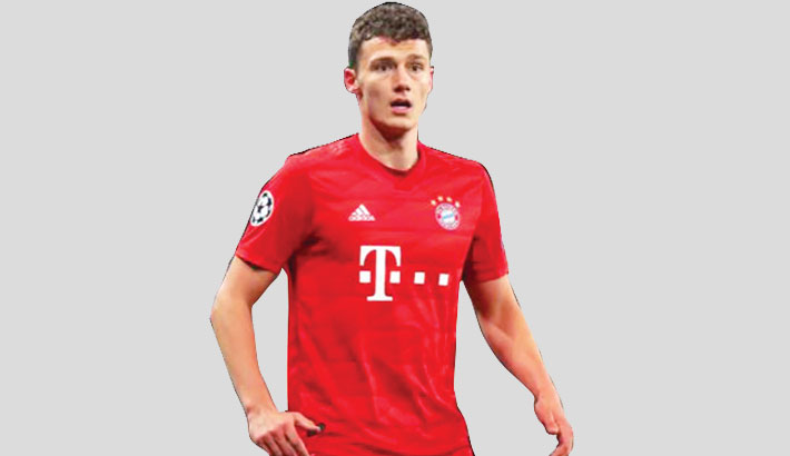 Injured Pavard to miss Bayern's season opener
