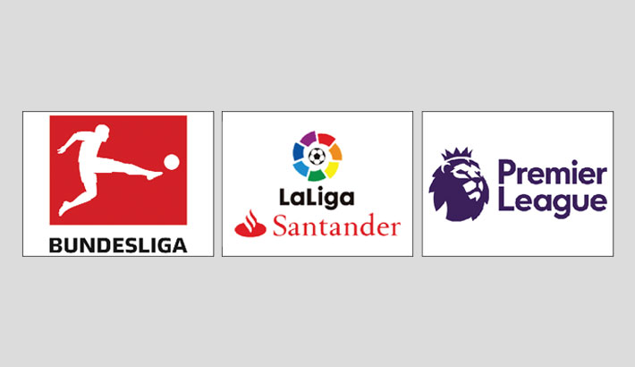Three major European leagues start today