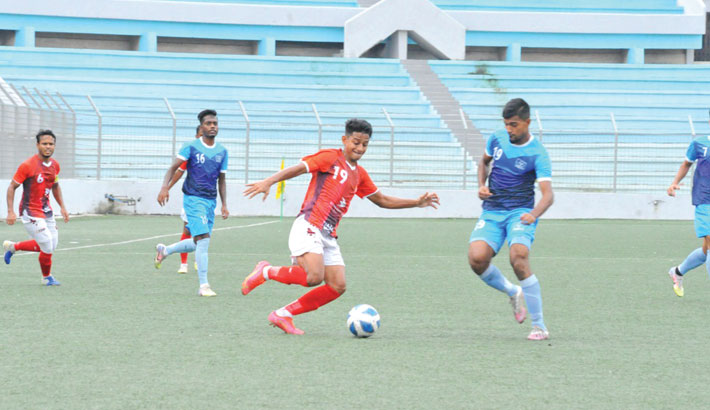 Kings complete AFC Cup preparation with BPL win