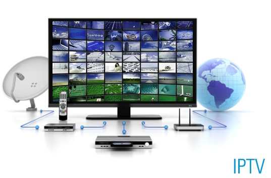 Who are operating IP TVs?