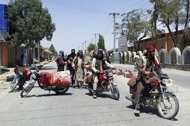 Taliban seizes Afghanistan's second-largest city Kandahar