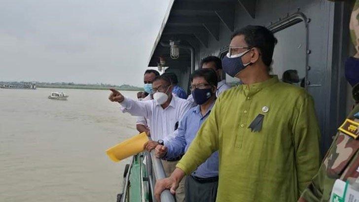 Hitting Padma Bridge several times, of course embarrassing: Khalid