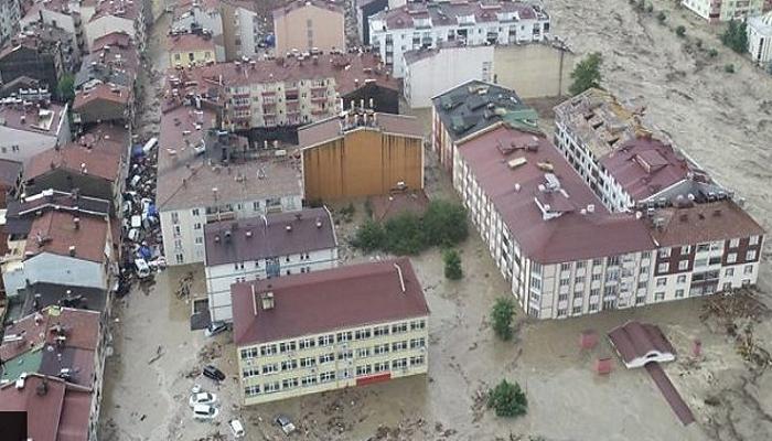 Turkey floods: Death toll near Black Sea rises to 27