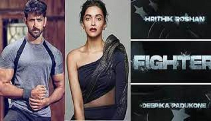 Hrithik, Deepika starrer 'Fighter' to release on Republic Day 2023