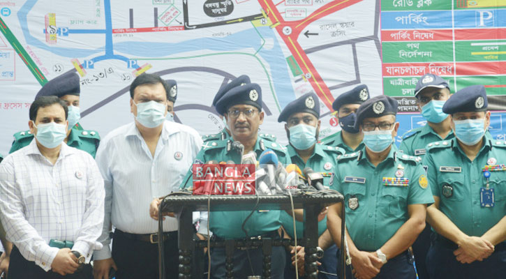 Police on high alert to ensure security on Mourning Day: DMP chief