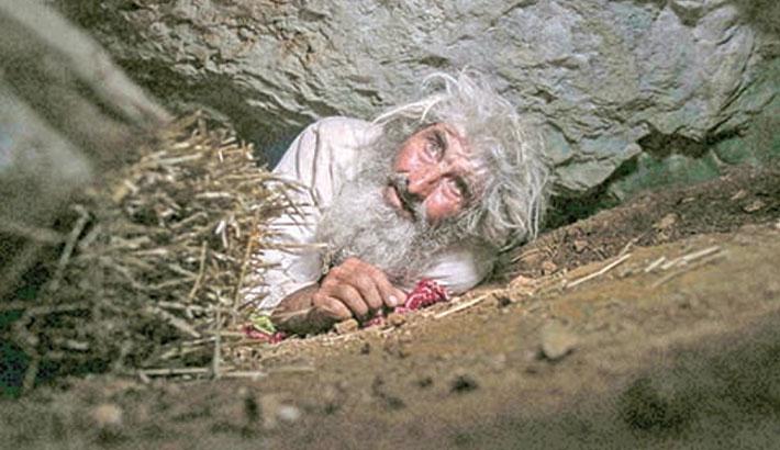 Serbian cave hermit gets Covid-19 jab