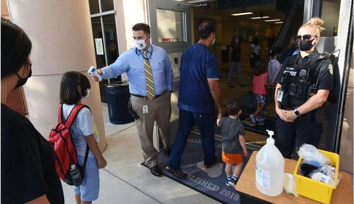 Three US educators die of Covid in 24 hours - union