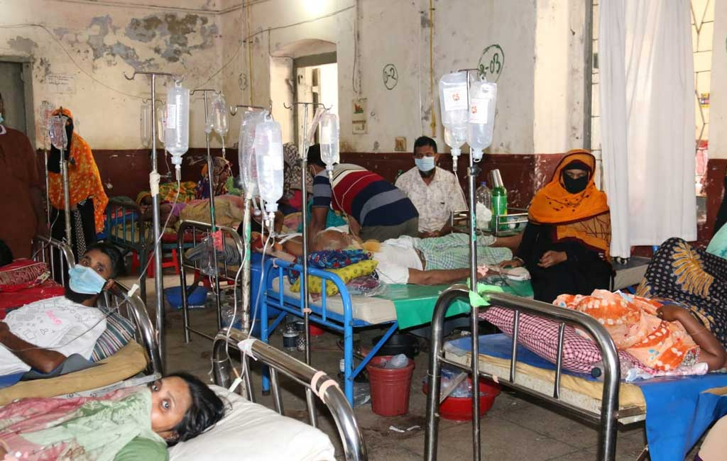 Barishal division logs 14 deaths in 24 hrs