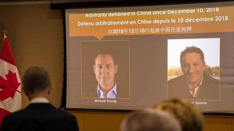 China's reckless hostage diplomacy increases the chances of war