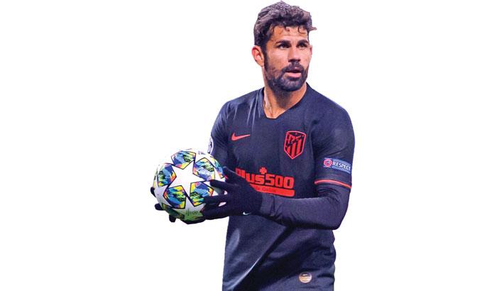 Costa joins Brazilian leaders Mineiro