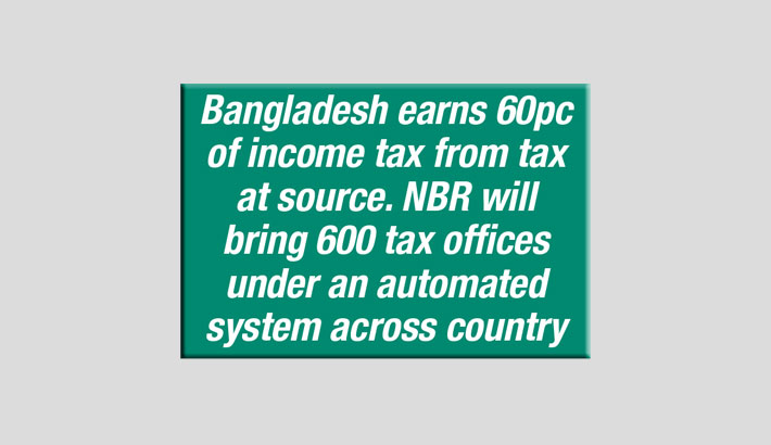 Source tax collection to undergo massive reforms
