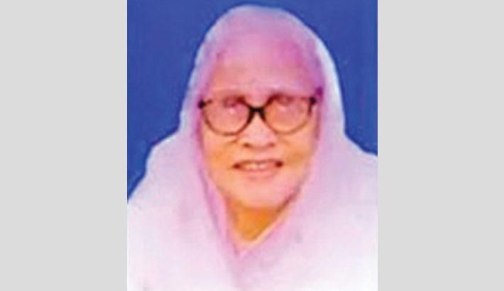 Amina Mashiur's 18th death anniv today