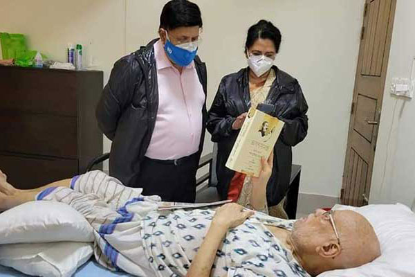 Former finance minister AMA Muhith tests negative for Covid-19