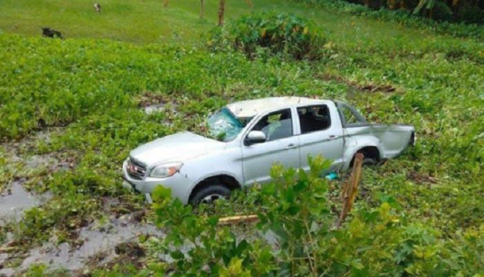 Barguna road crash kills two Chinese and their Bangladeshi interpreter