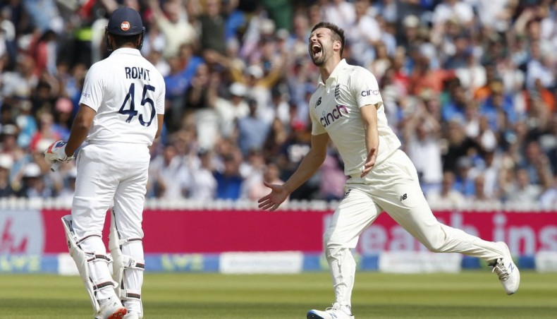 England's Wood, Moeen rock India in second Test