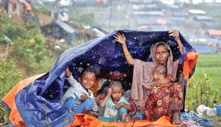 'Put pressure on Myanmar to take Rohingyas back'