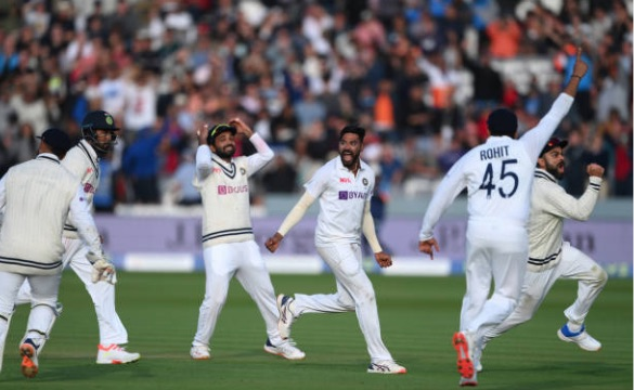 India quicks star with bat and ball in second Test thrashing of England