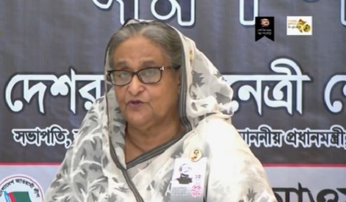 PM pledges to repay Bangabandhu's blood debt by building prosperous Bangladesh
