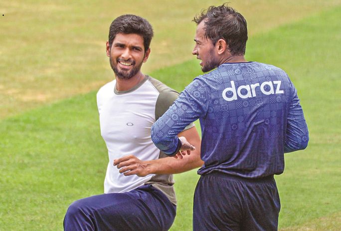 Mahmudullah backs all-rounders for World T20 success