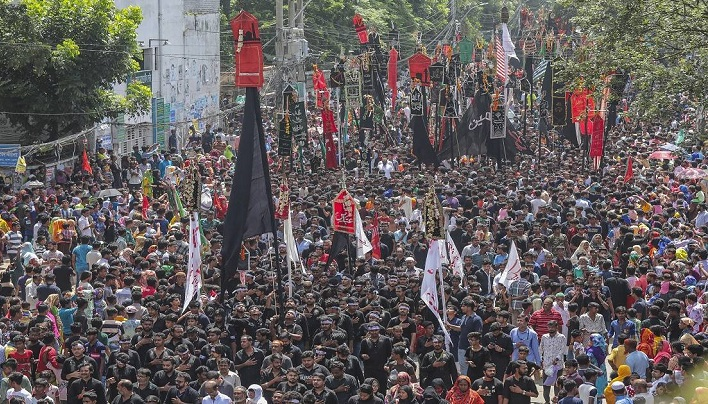 No Tajia procession allowed this year in Ashura
