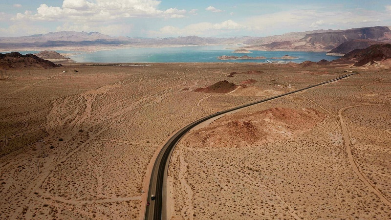 Colorado basin drought sparks water limits at huge US reservoir